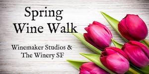 Spring Wine Walk on Treasure Island