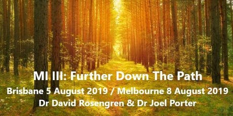MI III: Advancing Down The Path - Brisbane tickets