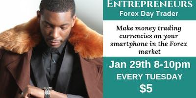 Men Making Moves: Entrepreneurship Training Academy