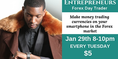 Men Making Moves: Entrepreneurship Training Academy tickets