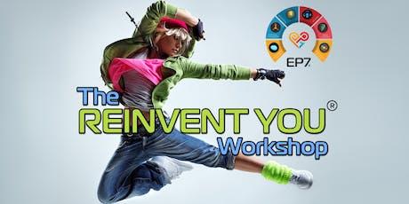 Reinvent You Workshop - July 2019 tickets