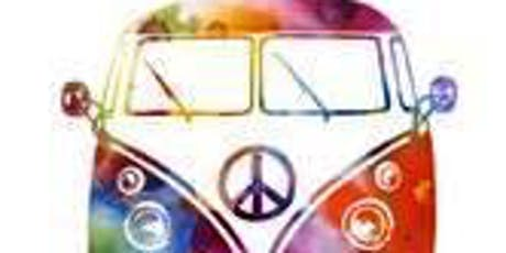 Wine and Watercolors with Chris Blevins - Hippie Van (VW Bus) tickets