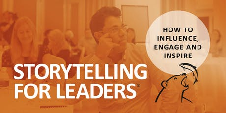 Storytelling for Leaders® – Melbourne 2019 tickets