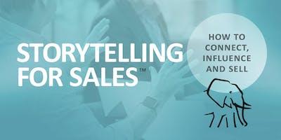 Storytelling for Sales™ – Melbourne 2019