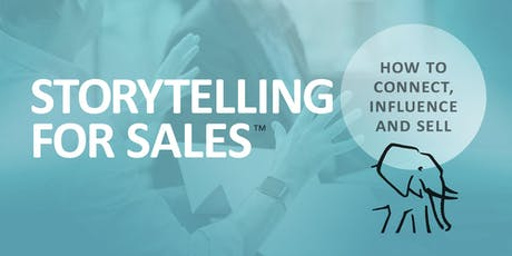 Storytelling for Sales™ – Melbourne 2019 tickets