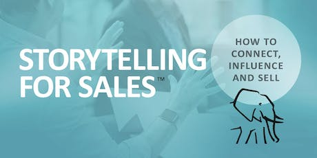 Storytelling for Sales™ – Sydney 2019 tickets