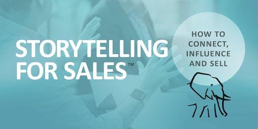 Storytelling for Sales™ – Sydney 2019