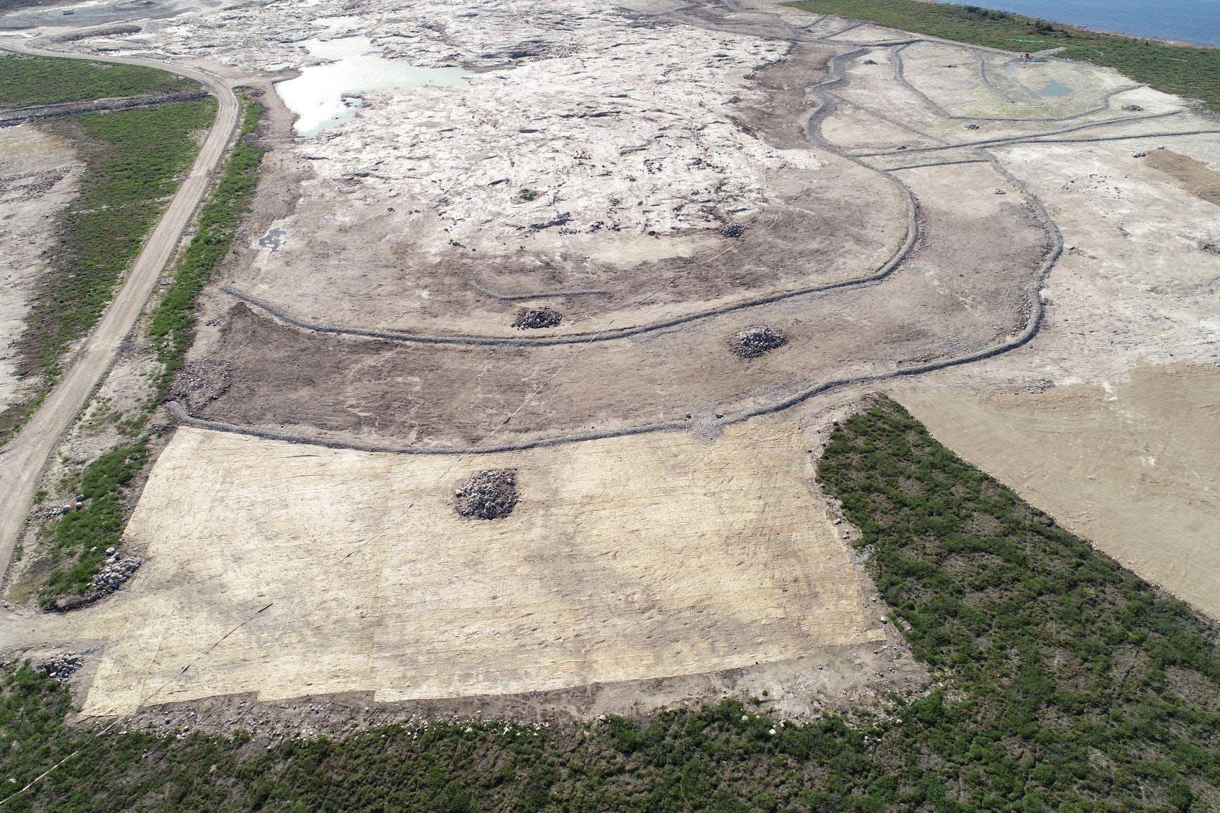 Tundra Mine Remediation