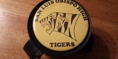 SLOSH class of '79 reunion. inviting classes 77-81. SLO Elks lodge tickets