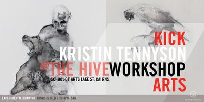 Experimental Drawing | Workshop with Kristin Tennyson