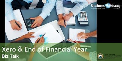 Xero and End Of Financial Year Biz Talk | Busselton