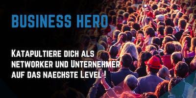 BUSINESS HERO - mehr Erfolg im Network Marketing