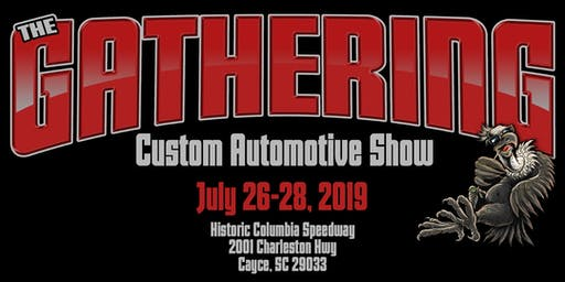 The Gathering: Custom Automotive Show