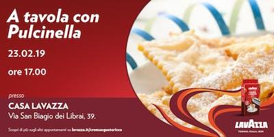 Show cooking - A tavola con Pulcinella