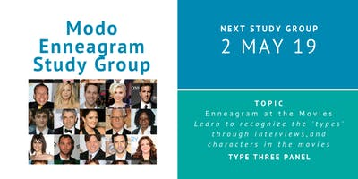 Enneagram Study Group - May 2019