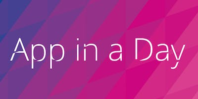 Microsoft App in a Day Workshop - Manchester
