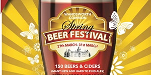 Wandsworth Common Spring Beer Festival 2019