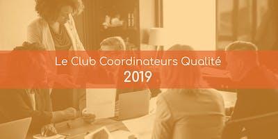 Découverte Club Coordinateurs Qualité 2019
