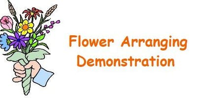 Flower Arranging Demonstration