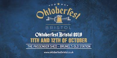 Oktoberfest Bristol 2019 - The Passenger Shed - Brunel's Old Station