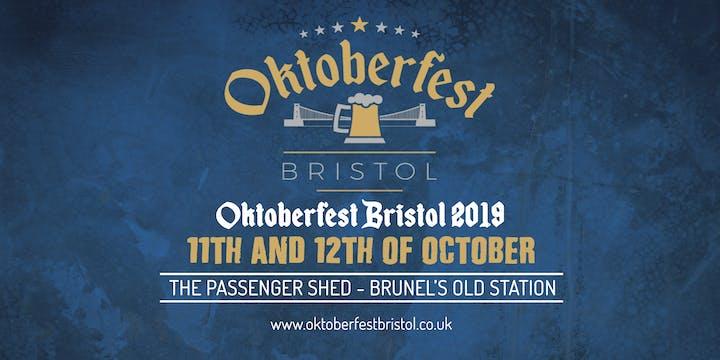 26bdec9106 Oktoberfest Bristol 2019 - The Passenger Shed - Brunel s Old Station
