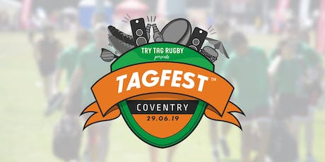 TagFest - Coventry tickets