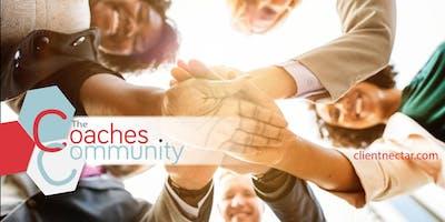 The Coaches Community Networking Event - Farnham