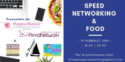 Speed Networking & Food