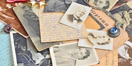 Family History (Clayton Green) tickets