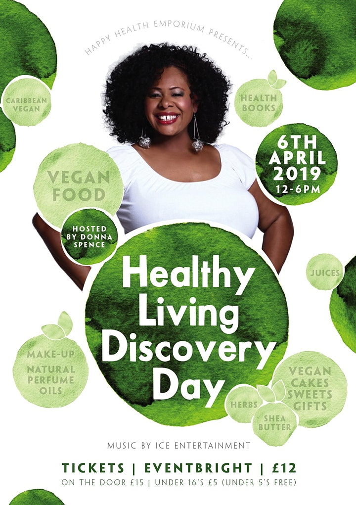 Healthy Living  Discovery Day image