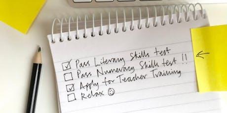 Numeracy - QTS Skills Test Sessions tickets