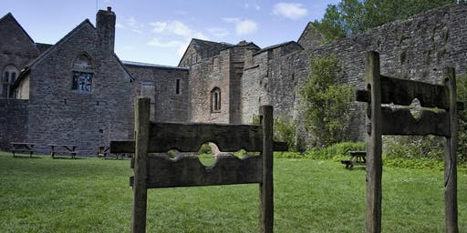 St Briavels Castle Ghost Hunt and B and B - ( Gloucestershire)- £45 P/P