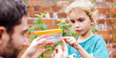 Explorify in the Garden with the Wellcome Trust