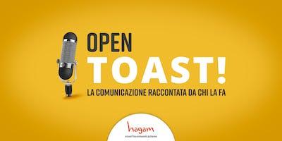 Come si racconta una storia? Open Toast! con Alberto Ostini