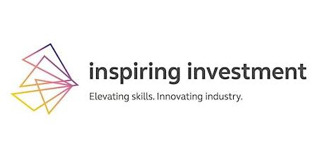 Inspiring Investment tickets