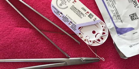 Suturing, Knot-Tying, Perineal Preservation and Repair, and First Assistant Workshop tickets