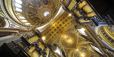St Paul's Cathedral Fantastic Feats Organ Festival tickets