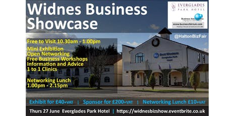 Widnes Business Showcase tickets
