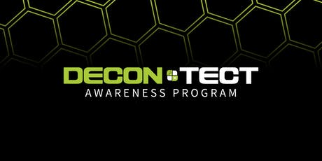 DeconTect Awareness Program: Canada - October 2019 tickets