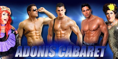 Adonis Unzipped - 1 Drag Queen, 3 Hunky Strippers