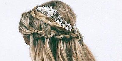 """workshop \""""hairstyling voor mua\"""" ( 9240 Zele)"""