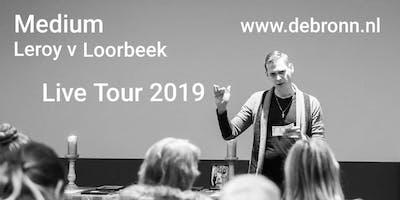 Leroy van Loorbeek LIVE TOUR / Lanaken (BE)