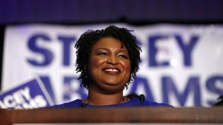 Radio Times with Stacey Abrams