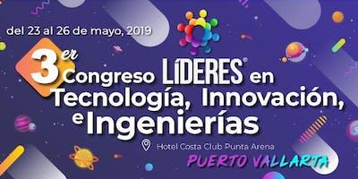 3er Congreso Universitario de Tecnología, Innovación e Ingenierías