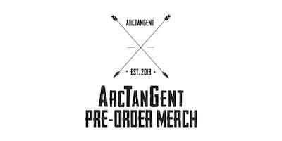 ArcTanGent Merch Pre-Orders 2019