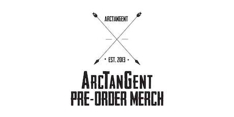 ArcTanGent Merch Pre-Orders 2019 tickets
