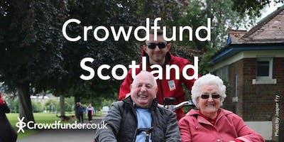 Crowdfund Scotland: Falkirk and Kelvin Valley - Cumbernauld