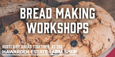 Bread Making Workshop: Middle Eastern Style Bread