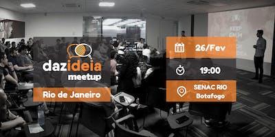 Dazideia Meetup Rio de Janeiro