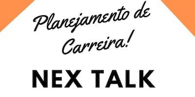 NEX TALK - Planejamento de Carreira para Profissionais da Saúde